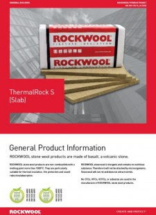 ThermalRock S (Slab)