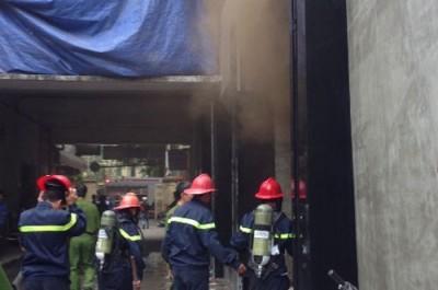 Giải pháp chống cháy cho công trình