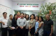 Rockwool Asia thăm Licom