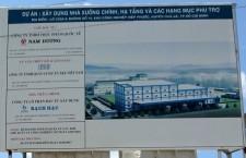 Nhà máy thực phâm Nam Dương - KCN Hiệp Phước